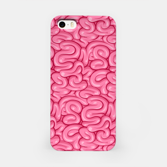Thumbnail image of brain iPhone Case, Live Heroes