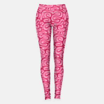 Thumbnail image of brain Leggings, Live Heroes