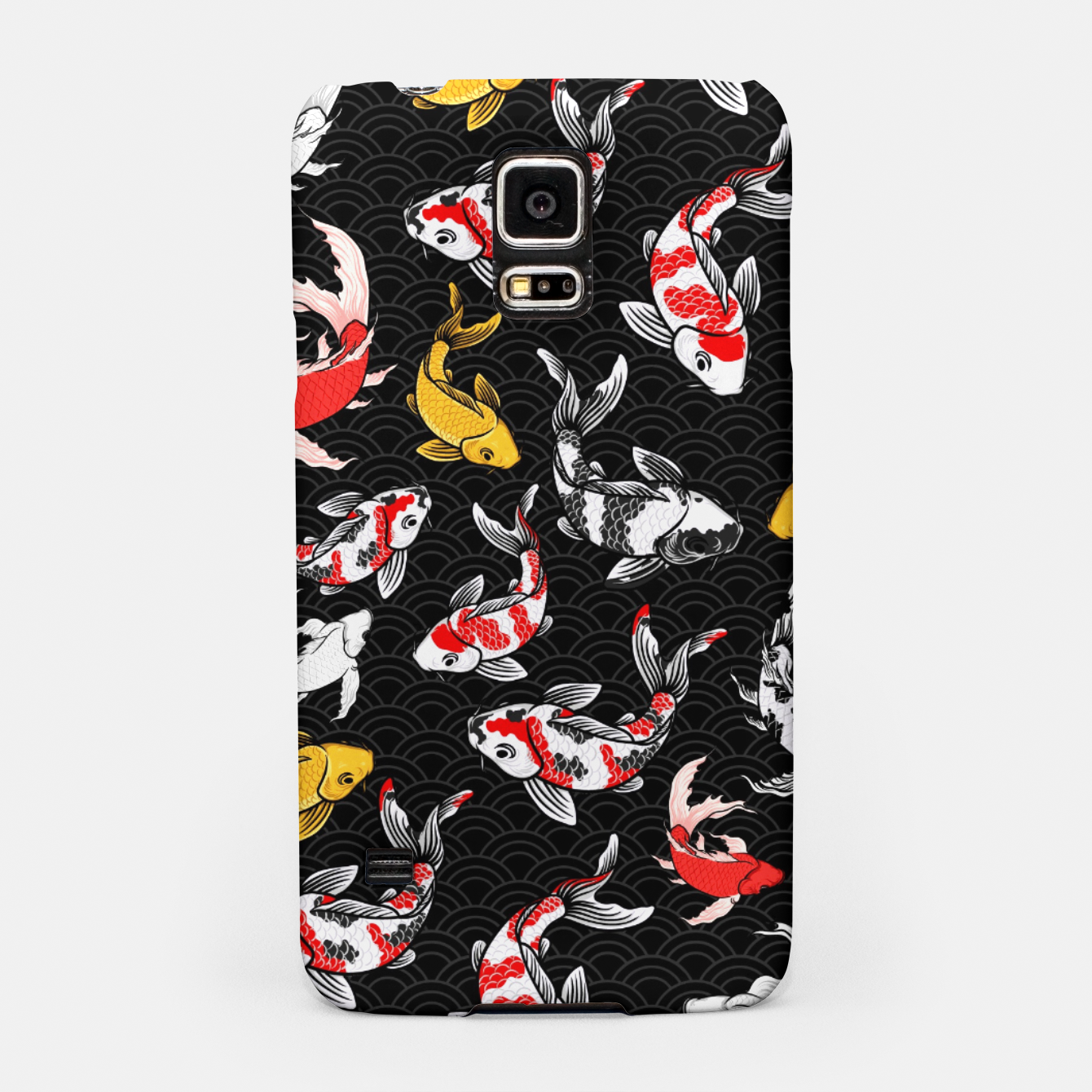 Image of koi Samsung Case - Live Heroes