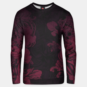 Thumbnail image of Dark Unisex sweater, Live Heroes