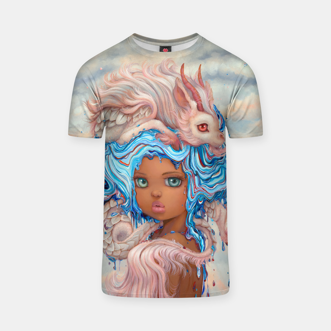 Image of Little Miss Goo T Shirt - Live Heroes