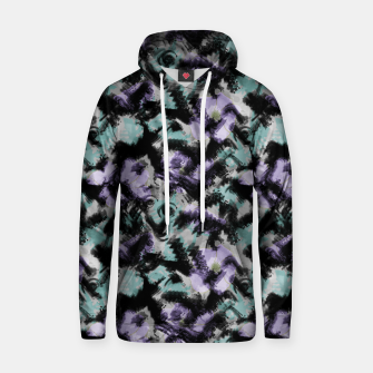 Thumbnail image of Abstract splashes Hoodie, Live Heroes