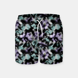 Thumbnail image of Abstract splashes Swim Shorts, Live Heroes