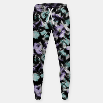 Thumbnail image of Abstract splashes Sweatpants, Live Heroes