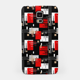 Thumbnail image of Abstract seamless modern pattern Samsung Case, Live Heroes