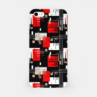 Thumbnail image of Abstract seamless modern pattern iPhone Case, Live Heroes