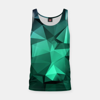 Thumbnail image of green polygon , green , polygon , geometric Tank Top, Live Heroes