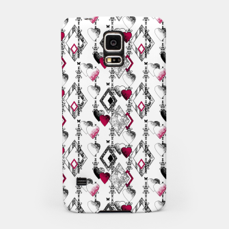 Love , Valentine's day , red , heart , wedding Samsung Case thumbnail image