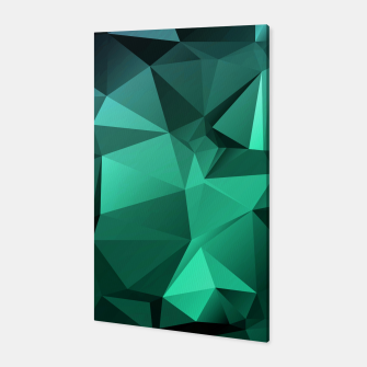 Thumbnail image of green polygon , green , polygon , geometric Canvas, Live Heroes
