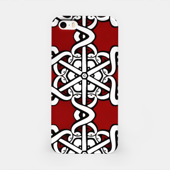Thumbnail image of Snake Head Interlink iPhone Case, Live Heroes