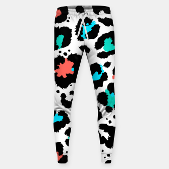 Thumbnail image of Modern abstract Animal Print Hosen, Live Heroes