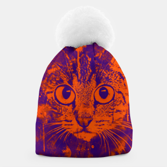 Thumbnail image of cat big eyes wsvo Beanie, Live Heroes