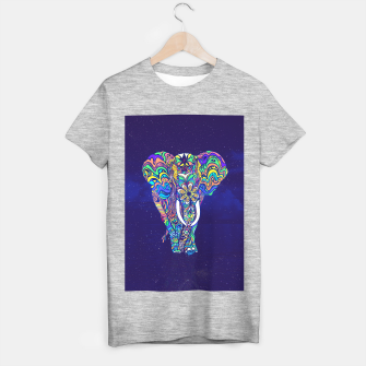 Thumbnail image of Not a circus elephant 2019 by #Bizzartino T-shirt regular, Live Heroes