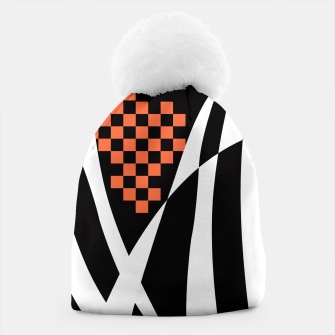 Miniaturka Racing Orange Beanie, Live Heroes