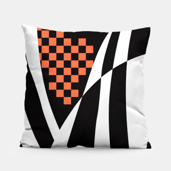 Miniaturka Racing Orange Pillow, Live Heroes