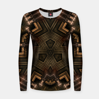 Thumbnail image of Mech Tech WPO Women sweater, Live Heroes