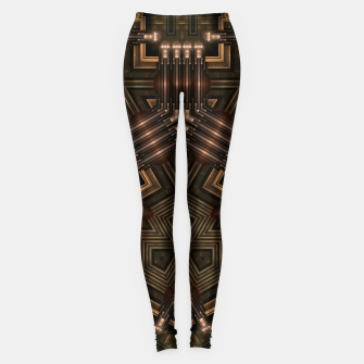 Thumbnail image of Mech Tech WPO Leggings, Live Heroes
