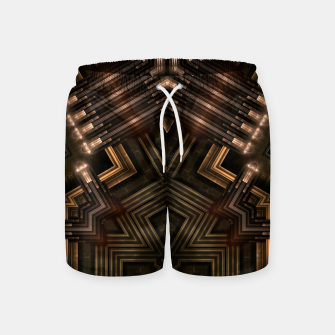 Thumbnail image of Mech Tech WPO Swim Shorts, Live Heroes