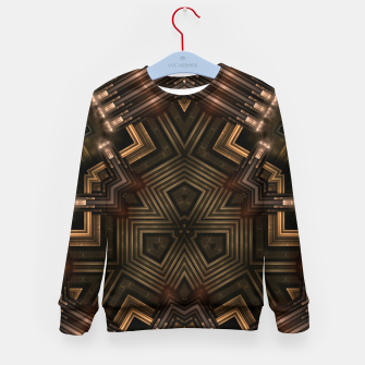 Thumbnail image of Mech Tech WPO Kid's sweater, Live Heroes