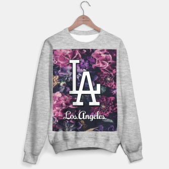 Los Angeles Sweater regular obraz miniatury