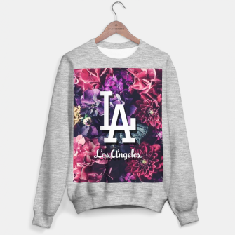 Los Angeles City Skyline Sweater regular thumbnail image