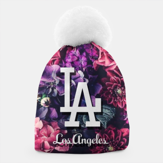 Los Angeles City Skyline Beanie thumbnail image
