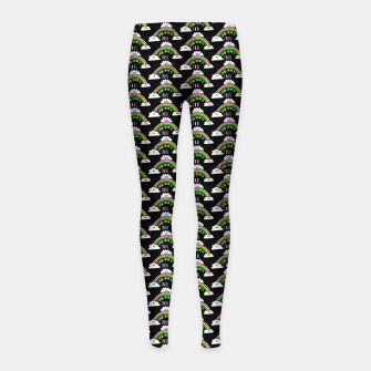 Miniatur Everything is cool Girl's leggings, Live Heroes