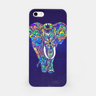 Thumbnail image of Not a circus elephant 2019 by #Bizzartino iPhone Case, Live Heroes