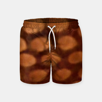 Thumbnail image of Peanut Butter Swim Shorts, Live Heroes