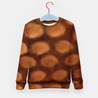 Thumbnail image of Peanut Butter Kid's sweater, Live Heroes