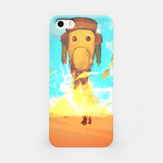 Thumbnail image of Eonity Egypt iPhone Case (Shikome), Live Heroes