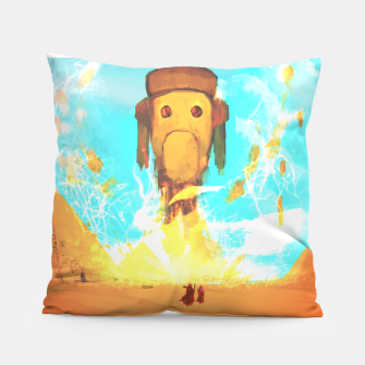 Thumbnail image of Eonity Egypt Pillow (Shikome), Live Heroes