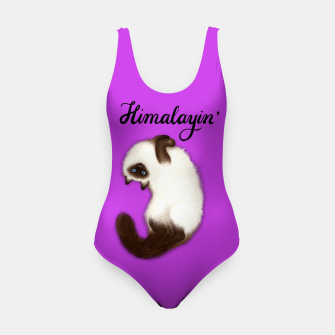 Thumbnail image of Himalayin' (Purple) Swimsuit, Live Heroes