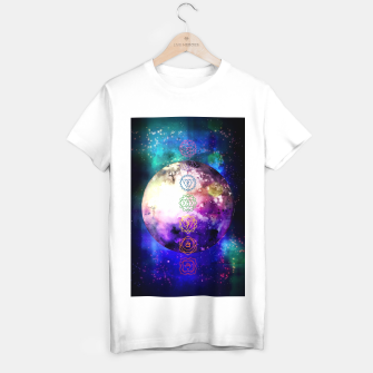 Thumbnail image of Reach Out To The Stars T-shirt regular, Live Heroes