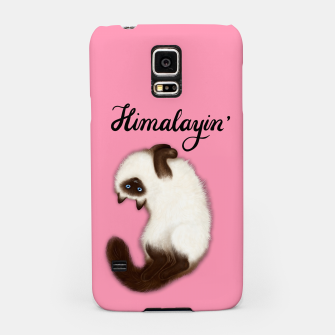 Thumbnail image of Himalayin' (Pink) Samsung Case, Live Heroes