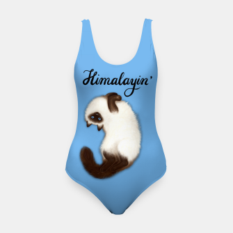 Thumbnail image of Himalayin' (Blue) Swimsuit, Live Heroes