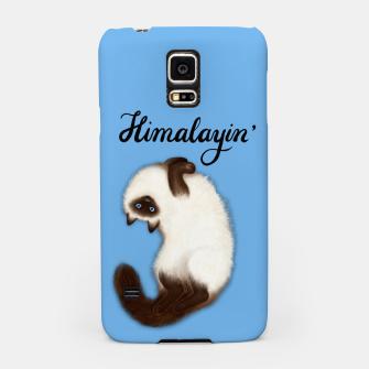 Thumbnail image of Himalayin' (Blue) Samsung Case, Live Heroes