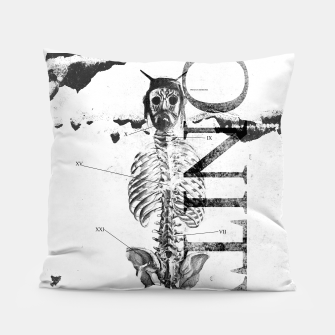 Thumbnail image of Eonity In My Bones Pillow (Shikome), Live Heroes
