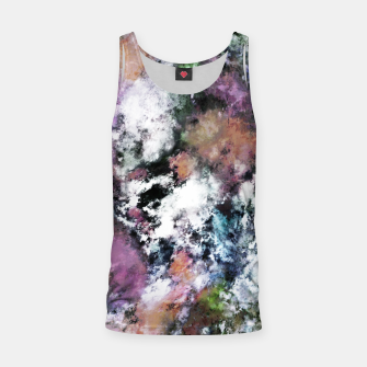 Thumbnail image of Silent surface Tank Top, Live Heroes