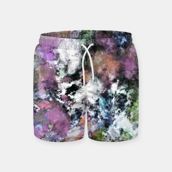 Thumbnail image of Silent surface Swim Shorts, Live Heroes
