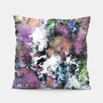 Thumbnail image of Silent surface Pillow, Live Heroes