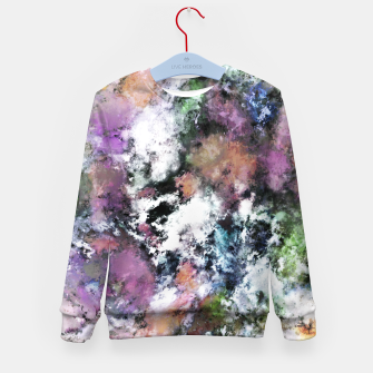 Thumbnail image of Silent surface Kid's sweater, Live Heroes