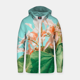 Thumbnail image of Carlie Zip up hoodie, Live Heroes