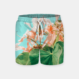 Thumbnail image of Carlie Swim Shorts, Live Heroes