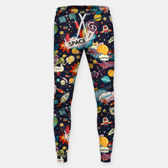Thumbnail image of Cosmos Sweatpants, Live Heroes