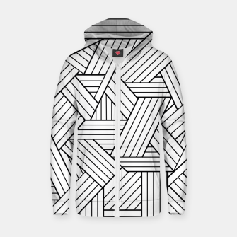 Thumbnail image of Infatuation Zip up hoodie, Live Heroes