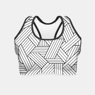 Thumbnail image of Infatuation Crop Top, Live Heroes