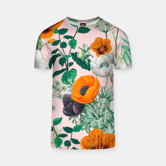 Thumbnail image of Wildflowers T-shirt, Live Heroes