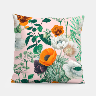 Thumbnail image of Wildflowers Pillow, Live Heroes