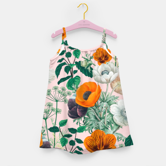 Thumbnail image of Wildflowers Girl's dress, Live Heroes